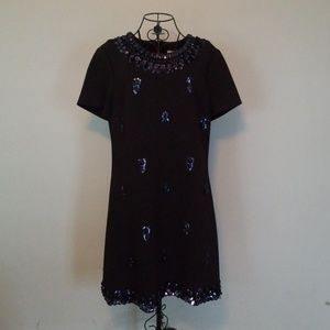 Kate spade Madison ave collection jeweled dress